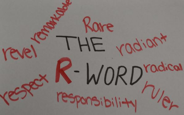 Why the R-word should not be used
