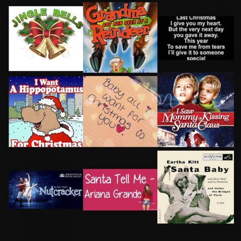 The top 10 worst Christmas songs, according to A-West students
