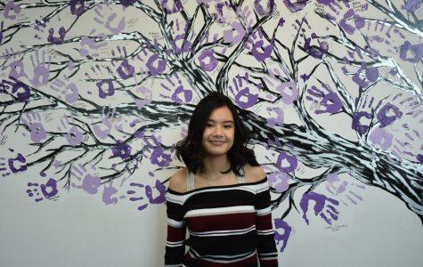 Student Council Elections: Annie Vu, senior class president