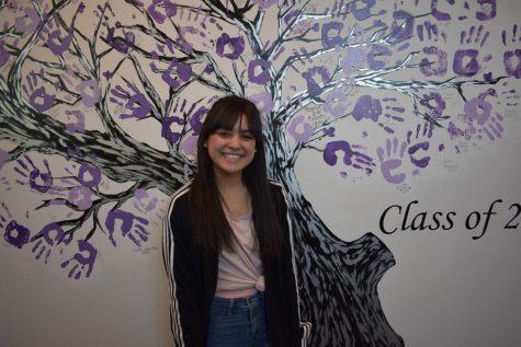 Student Council Elections: Jordan Martinez, junior class president