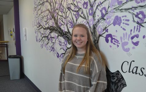 Student Council Elections: Brooke McCabe, sophomore class president
