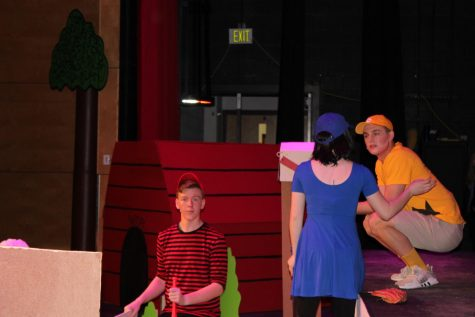 Their last show: seniors reflect on time in A-West theatre department