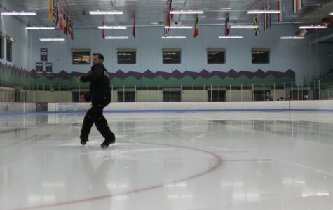 From Disney on Ice to Apex skating director