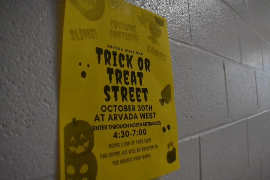 Trick or treat street experience