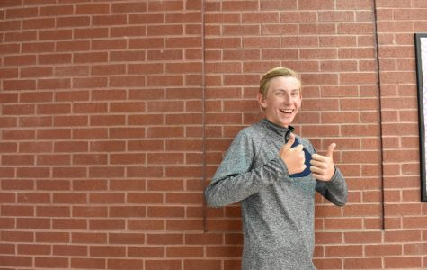 Student Council Elections: Jacoby Landskov, junior class president