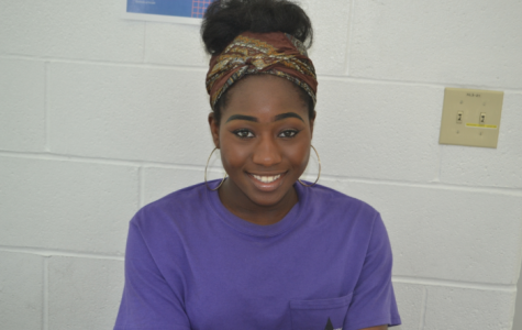 Student Council Elections: Nicole Asuquo, student body vice president