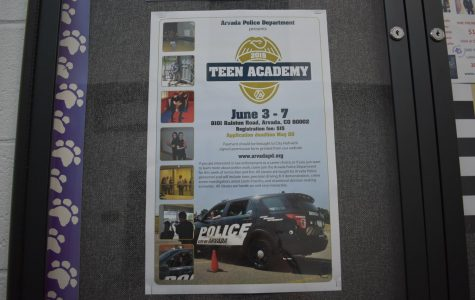 Arvada Police Department offers police academy opportunity for teens