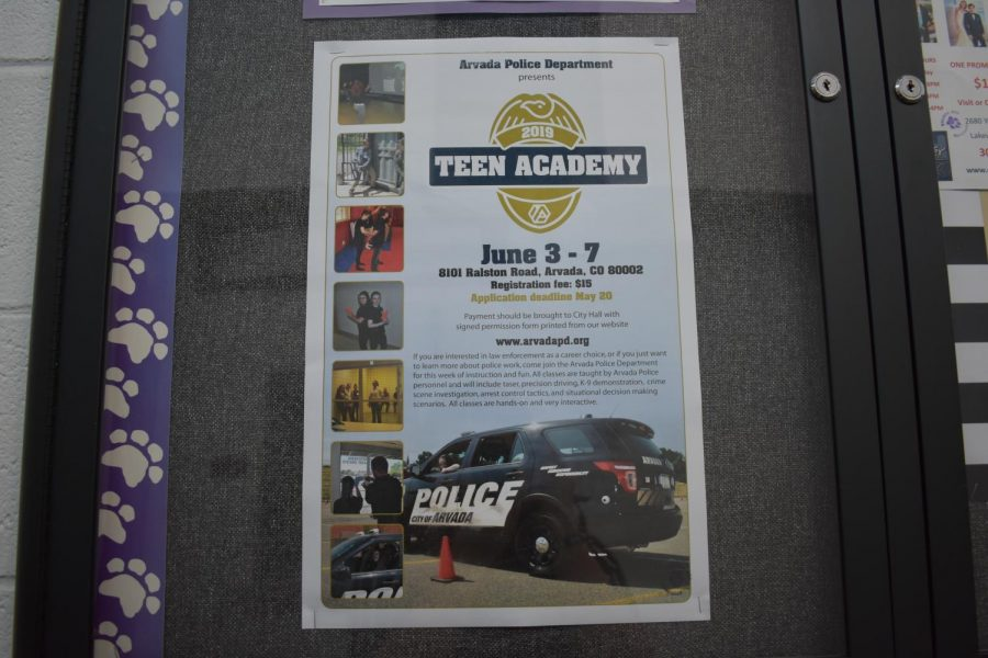 Arvada+Police+Department+offers+police+academy+opportunity+for+teens