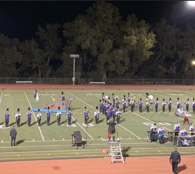 Marching band state championship cancelled