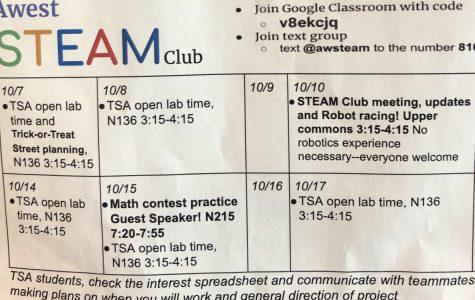 STEAM Club Review