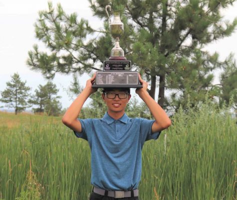 12,500 to 1: Freshman golfer beats the odds