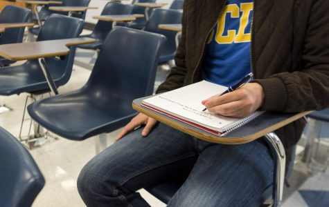 Why left-handed desks need to be a norm in all schools