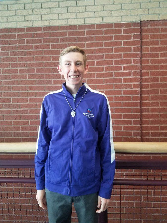 Jacoby Landiscov: Student Body Vice President