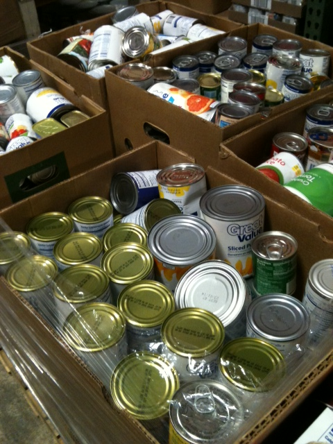 Food Drive Story