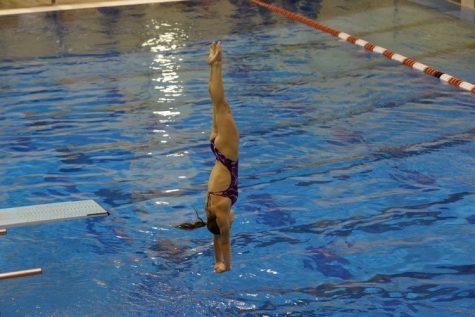 Diver Geneva Pauly sets records