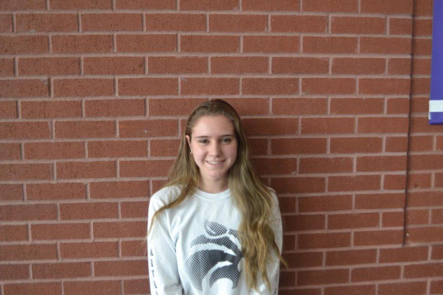 Teagan Tucker: Sophomore Class President