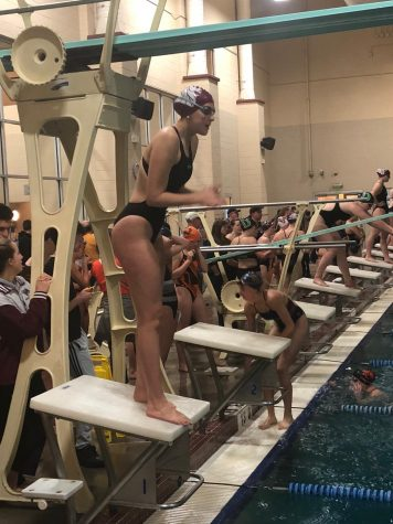 A Perspective on High School Swimming in the Covid Crisis