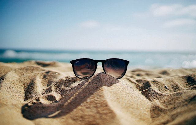 Summer may look different this year with an increase of people willing to vacation. Photo courtesy of Ethan Robertson from Unsplash.